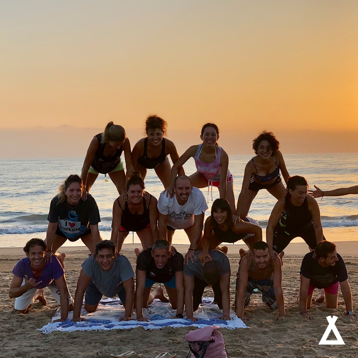 sup yoga camp 4